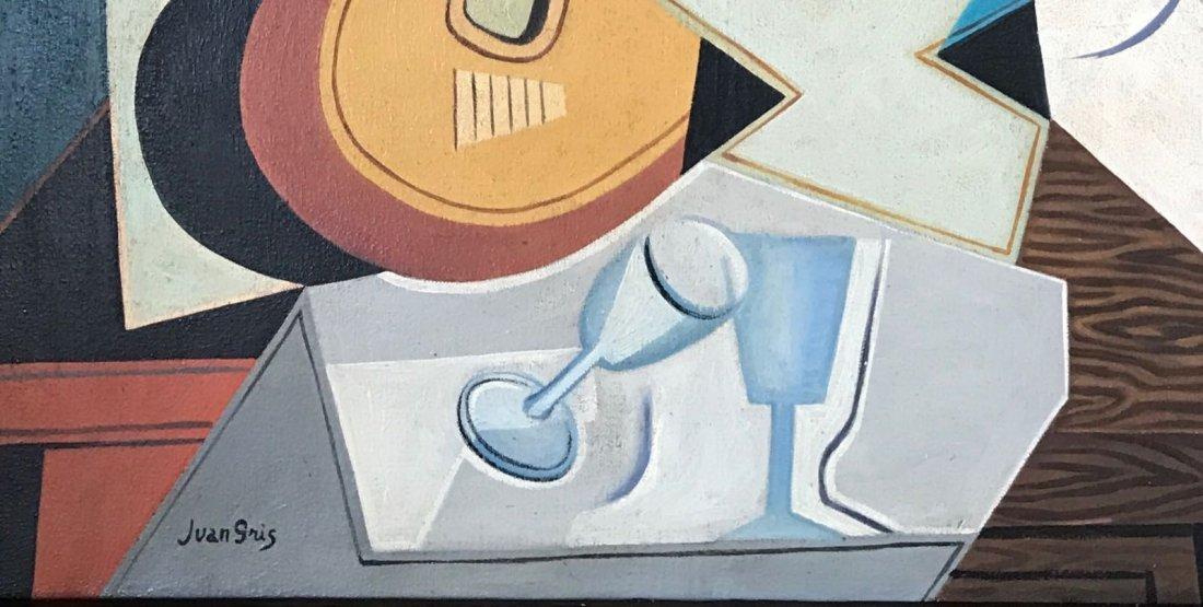 Juan Gris (1887-1927) Oil on canvas - 3