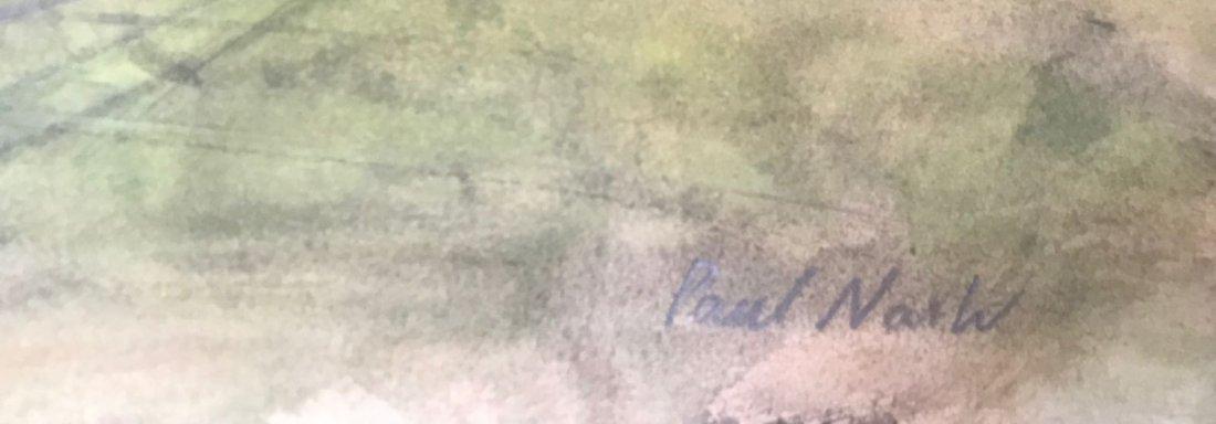 Paul Nash (1889-1946) Watercolor on paper - 2