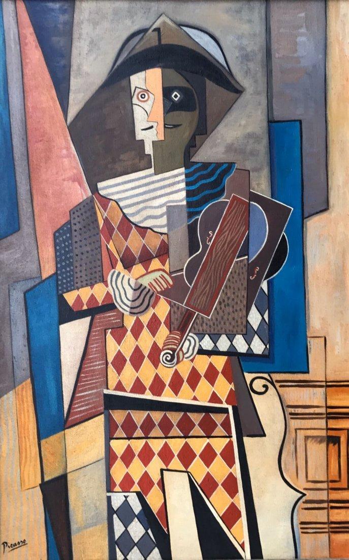 Oil on Canvas PaintingV $20,000