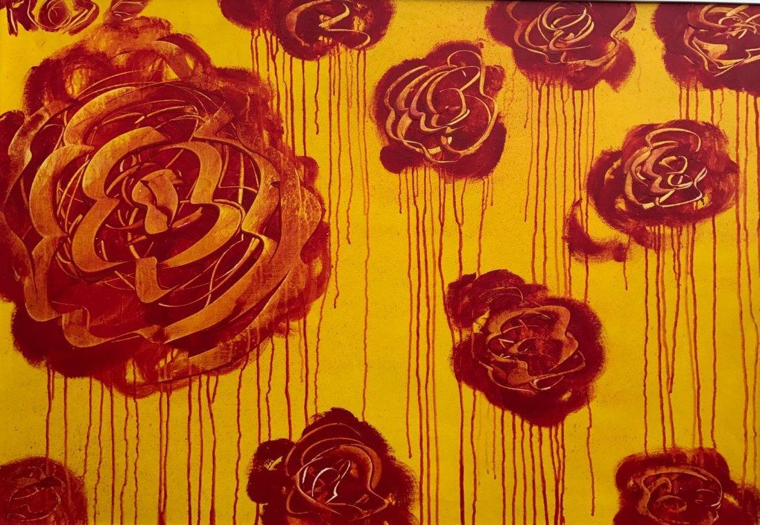 Acrylic on canvas V$20,000