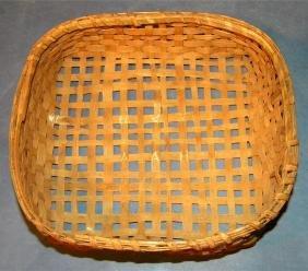 19th C Indian Basket