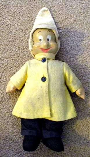 1940's Dopey Doll