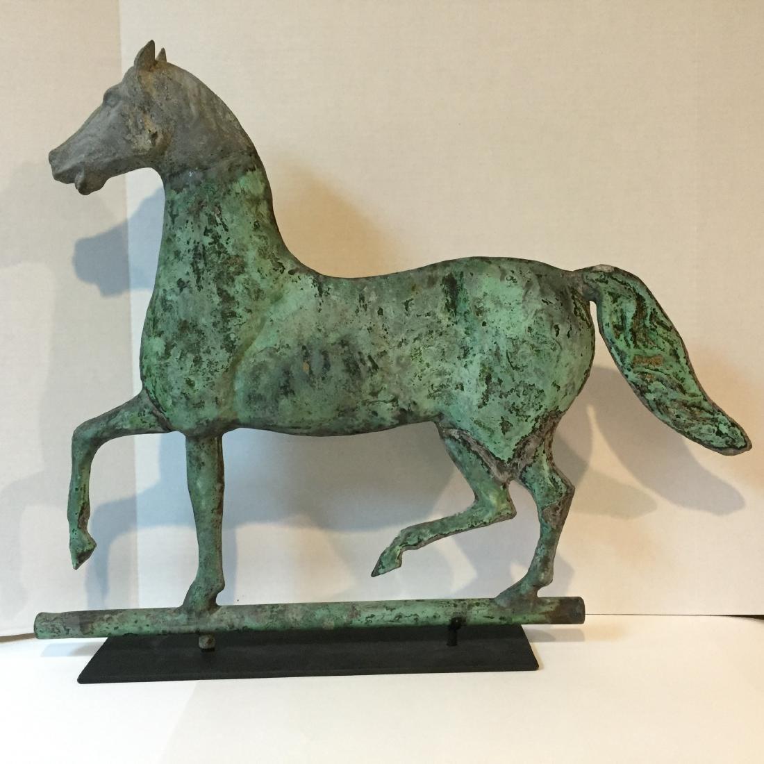 American Horse Weathervane