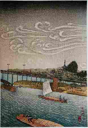 Funahashi Shien: Kototoi Bridge