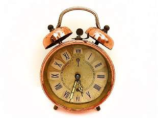 Japy French Alarm Clock