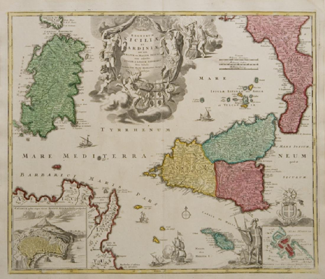 Regnorum Siciliae et Sardiniae nec non Melitae