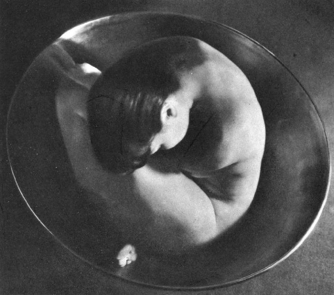Bernhard, Ruth - Nude on Platter