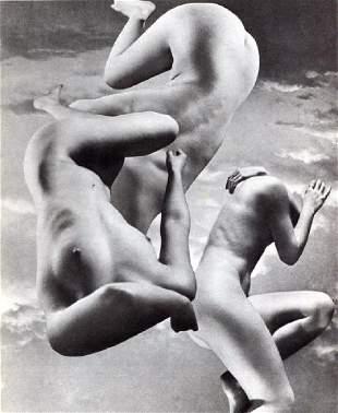 Boucher, Pierre - 3 Surreal Nude Torsos