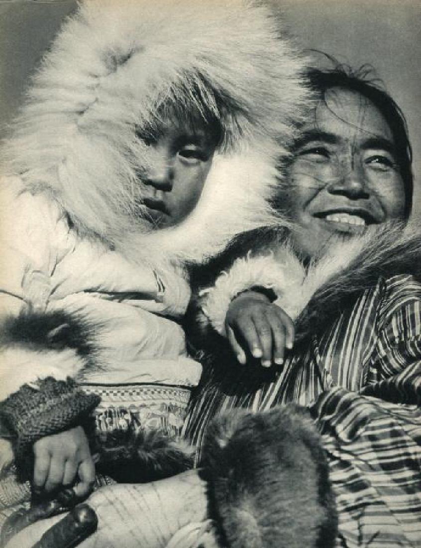 Bourke-White, Margaret - Arctic Madonna