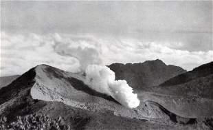 Brehme, Hugo - Volcan Irazu, Costa Rica