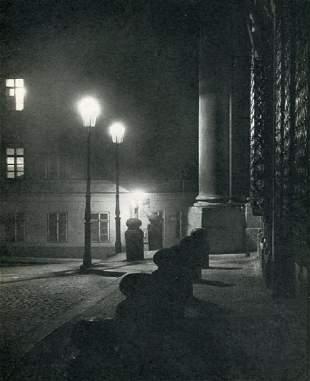 Bucina, Ferdinand - Prague at Night II