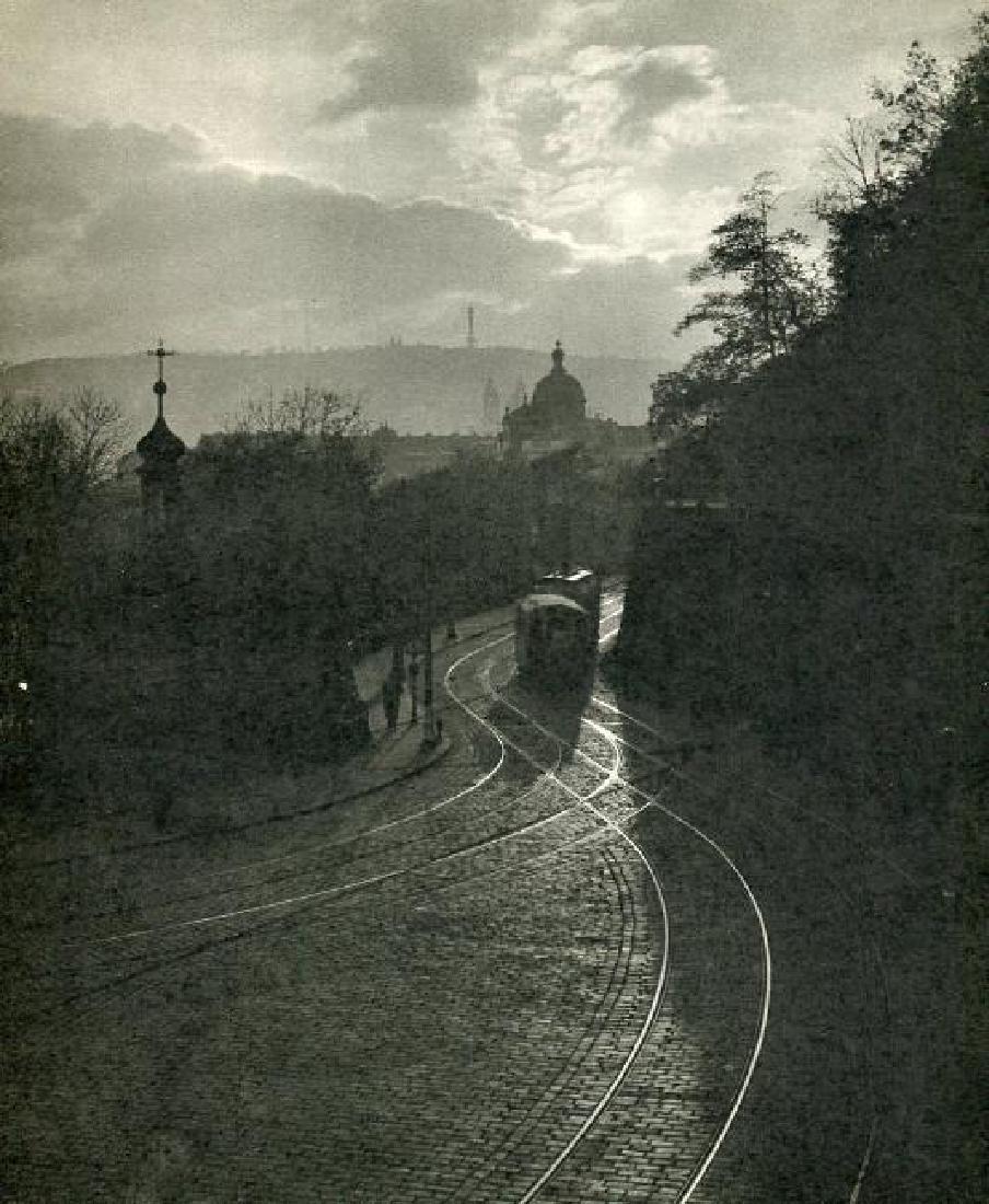 Bucina, Ferdinand - Prague at Night III