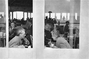 Cartier-Bresson - Pub outskirts of London
