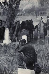 Cartier-Bresson - Funeral - Taos, NM 1947
