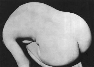 Cunningham, Imogen - Nude