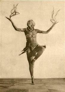 Hugo Erfurth - 1920's Dancer Lisa Kresse