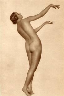 Fleischmann, Trude - Nude