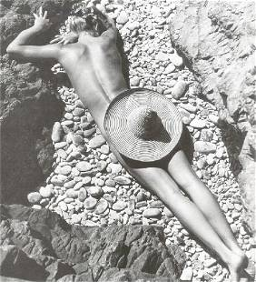 Fonssagrives, Fernand - Lisa, La Plage de Cabasson