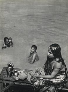 Fouquet, Gaetan - Hindu Women Bathing
