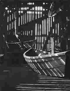 Frey, Carroll - In The Sail Loft