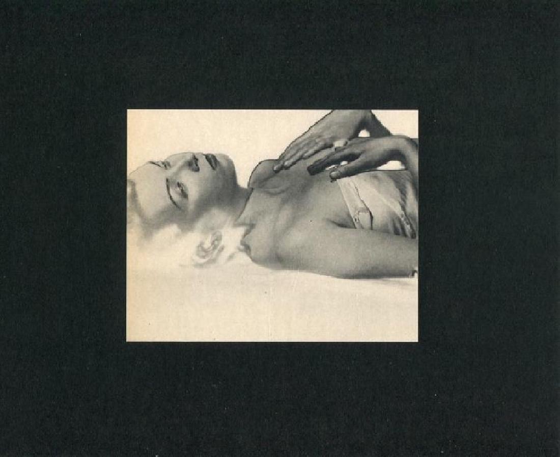 Man Ray - Solarized Woman