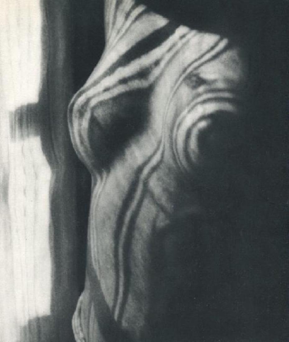 Man Ray - Shadow Nude