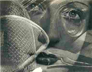 Man Ray - Multipl Exposure
