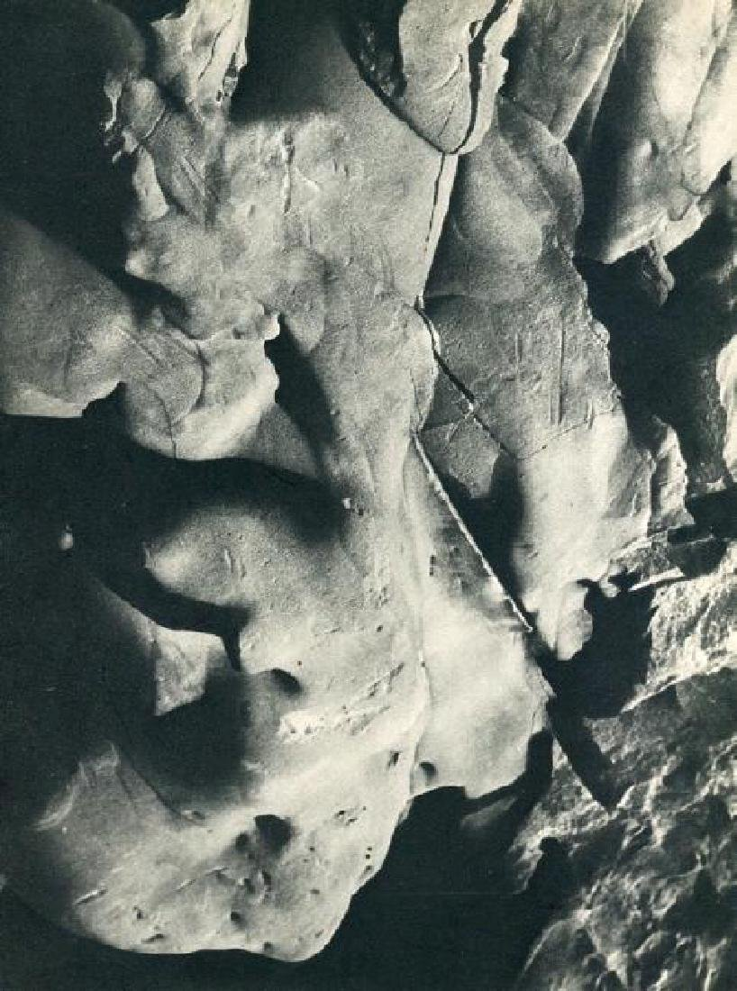 Man Ray - Rock Formation