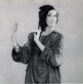 Mapplethorpe - Shelly Duval, 1984