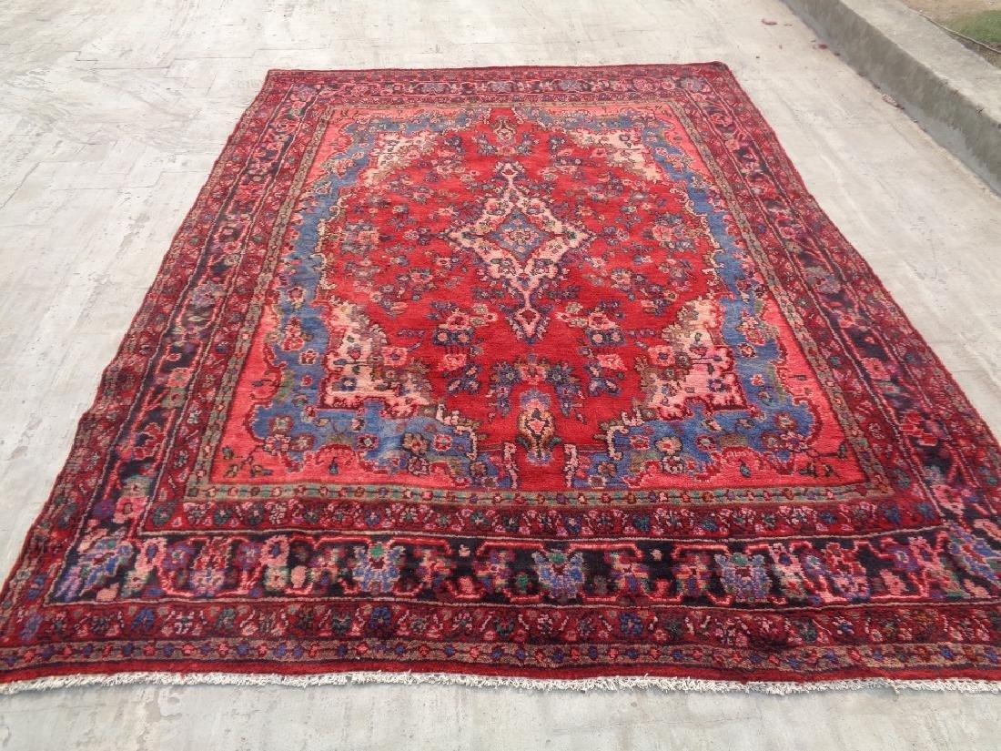 Persian Joshegan Rug 9.3x6.9