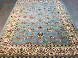 Classic Allover Mahal Rug 8x10