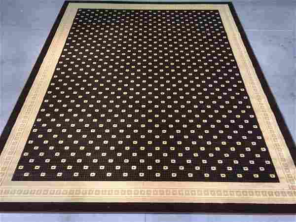 Allover Pattern Rug 8x10