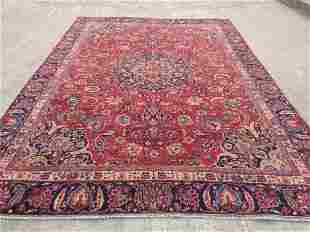 Persian Isfahan Rug 11.9x8.6