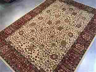 Allover Classic Persian Mahal Design Rug 8x11