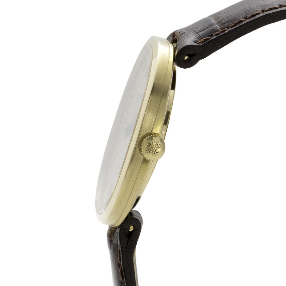 Patek Philippe Ellipse 18K Gold Classic Dress Watch - 2