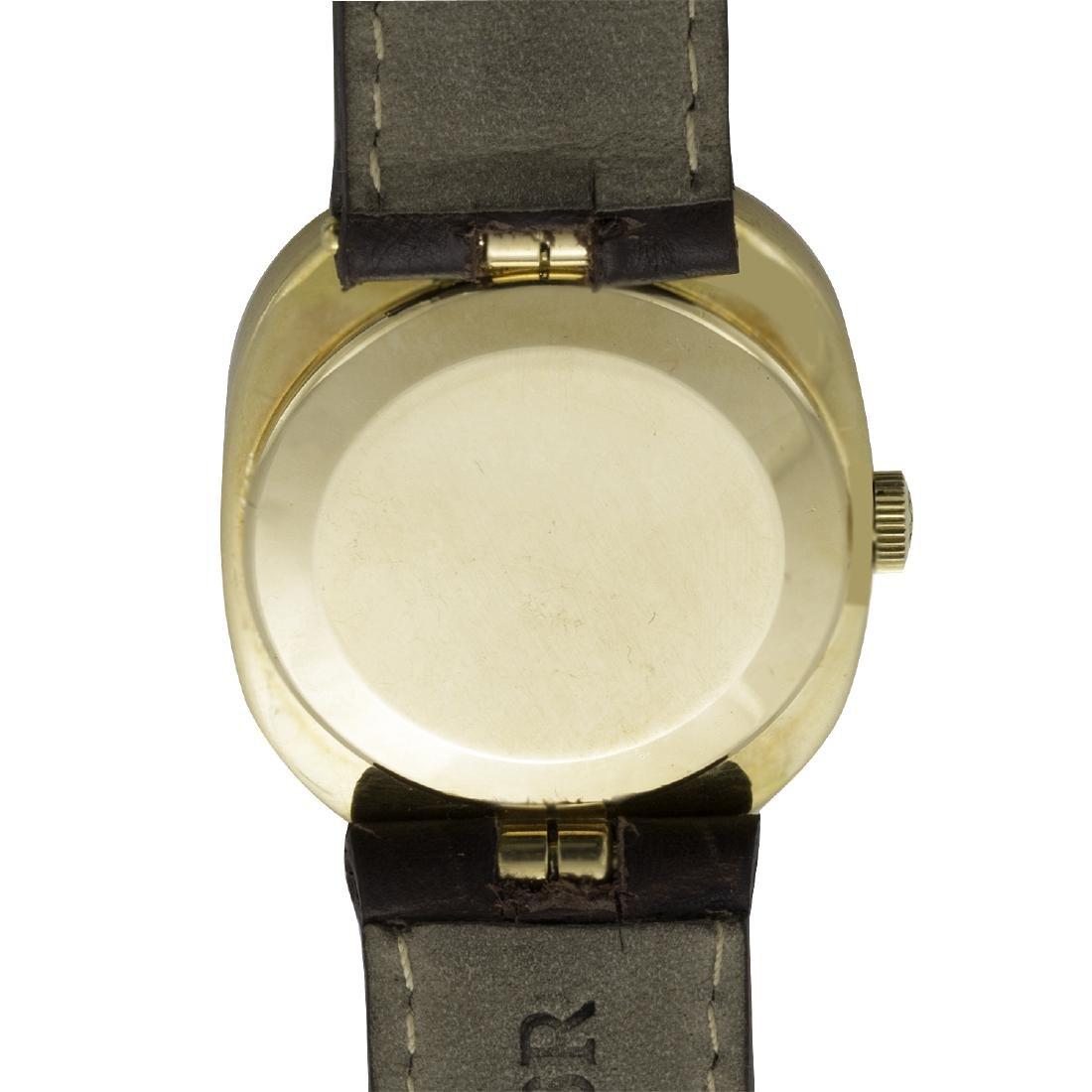 Patek Philippe Ellipse 18K Gold Classic Dress Watch - 3