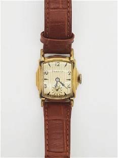 Vintage Bulova 14K Gold Filled Men's Watch