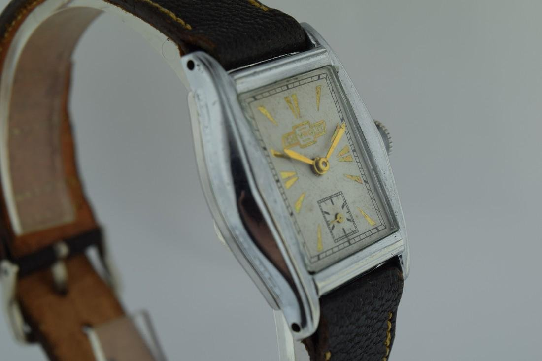 Vintage Chevrolet Mechanical Watch, 1935 - 6