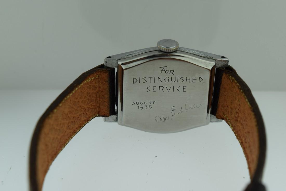Vintage Chevrolet Mechanical Watch, 1935 - 8