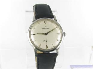 Vintage Hamilton Men's Stainless Steel Wristwatch, 1966