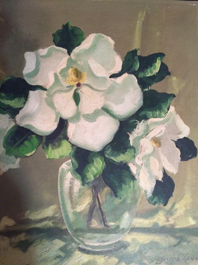 Joseph Lane Oil Painting
