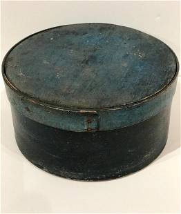 New England Blue Pantry Box