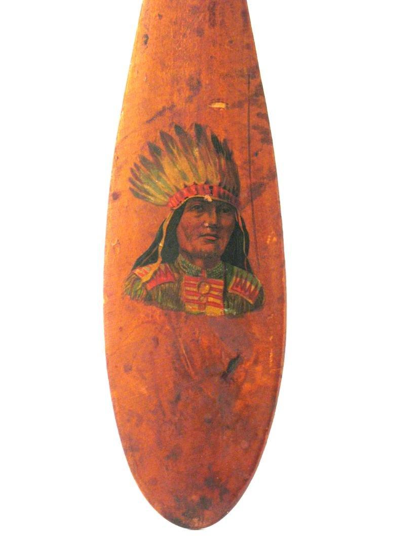Miniature Canoe Paddle - 2