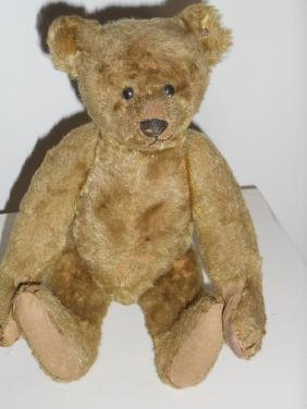 Steiff Bear with Button In Ear
