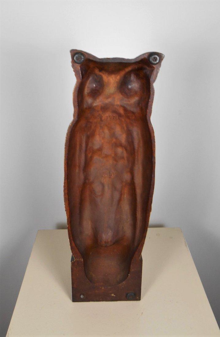 Bradley & Hubbard Owl Doorstop - 3