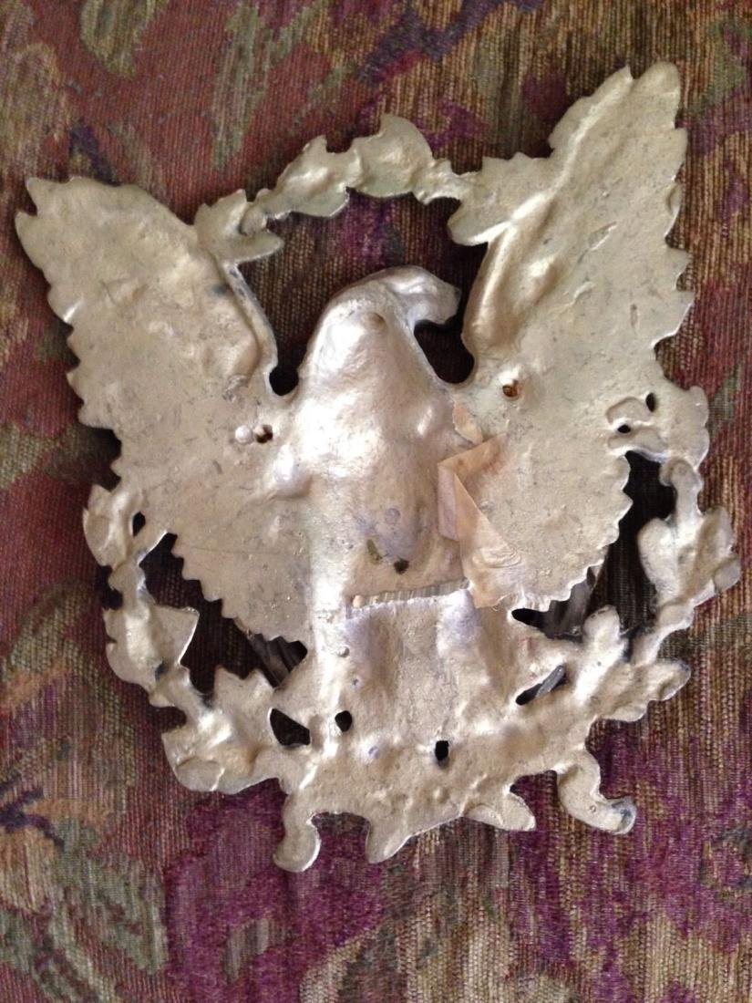Bronze American Eagle Door Knocker - 7