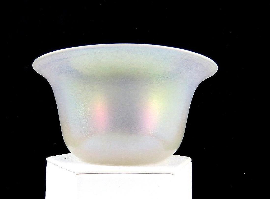Steuben Aurene Iridescent Bowl - 4