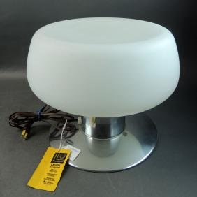 Mid Century Modern Laurel Mushroom Table Lamp