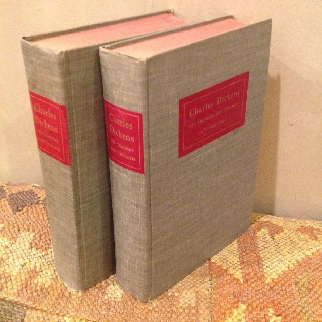 Charles Dickens: His Tragedy & Triumph, 2 Vol 1st Ed