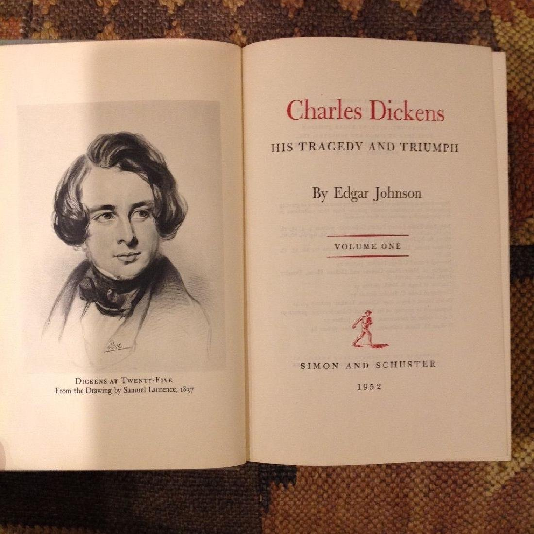 Charles Dickens: His Tragedy & Triumph, 2 Vol 1st Ed - 3